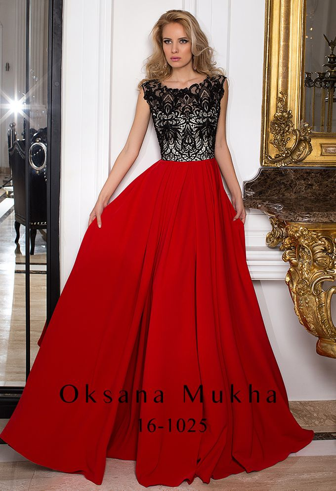 Evening dresses AW 2016-2017 by OKSANA MUKHA - 016