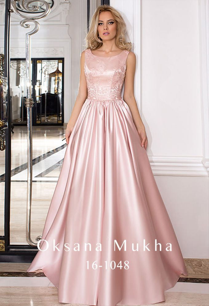 Evening dresses AW 2016-2017 by OKSANA MUKHA - 029