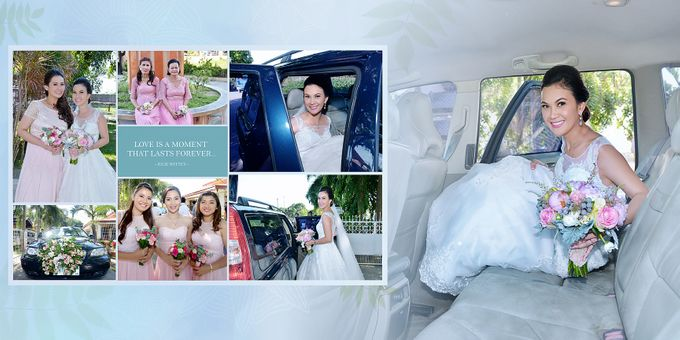 WEDDING PHOTO-VIDEO COVERAGE by CJC PHOTOGRAPHY ASIA CORPORATION - 009