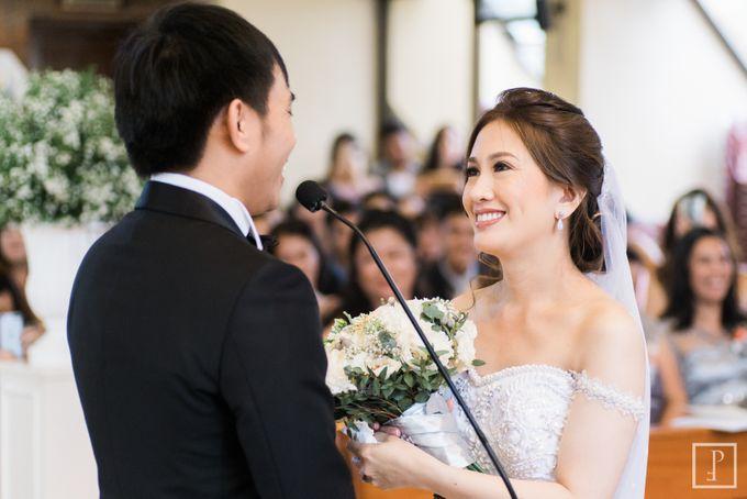A Modern Peach Themed Tagaytay Wedding by Peach Frost Studio - 019