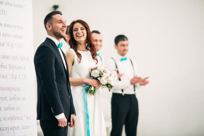 Tiffany Wedding by Caramel Events - 016