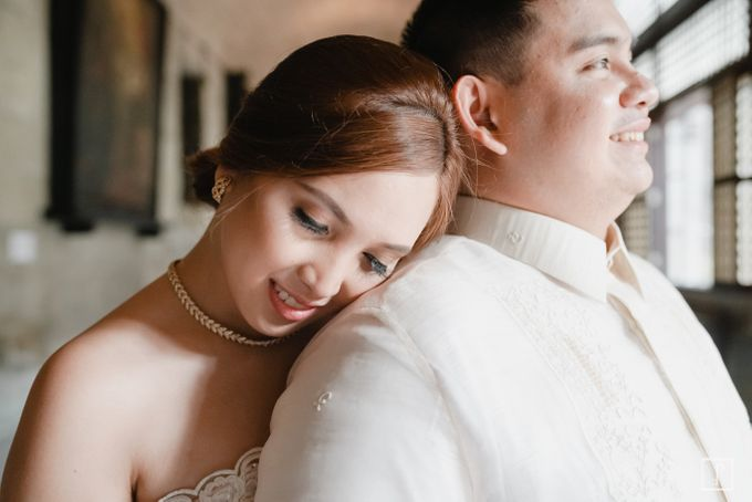 A Modern Filipiniana Wedding of Richie & Kyle by Peach Frost Studio - 045
