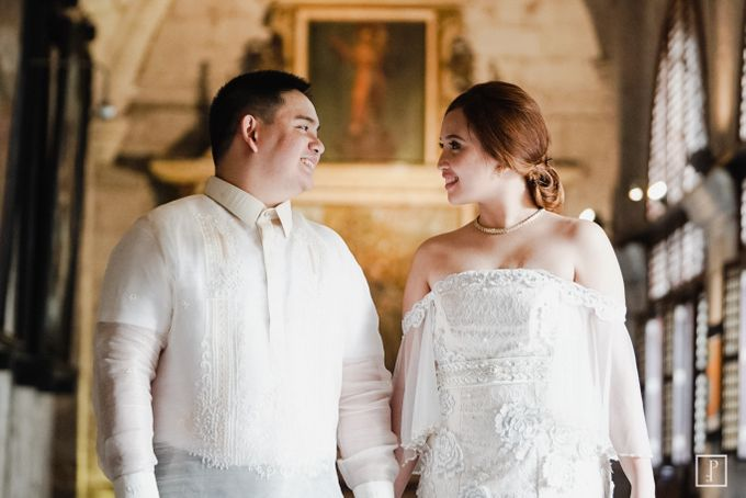 A Modern Filipiniana Wedding of Richie & Kyle by Peach Frost Studio - 047