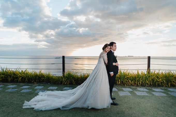 An Emerald  Green themed wedding of Phillip and Grace by Peach Frost Studio - 041