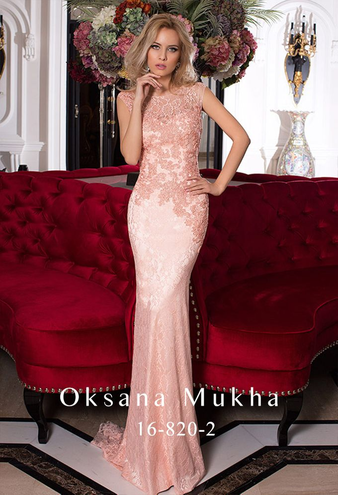 Evening dresses AW 2016-2017 by OKSANA MUKHA - 003