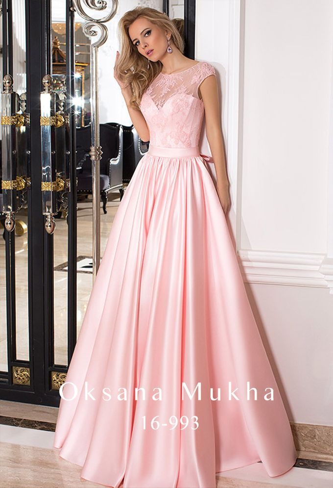 Evening dresses AW 2016-2017 by OKSANA MUKHA - 008