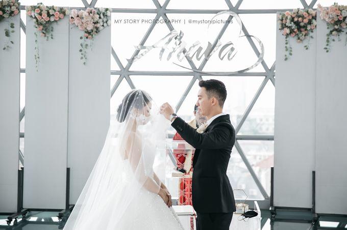 Wedding Tobi & Chrisania by My Story Photography & Video - 016