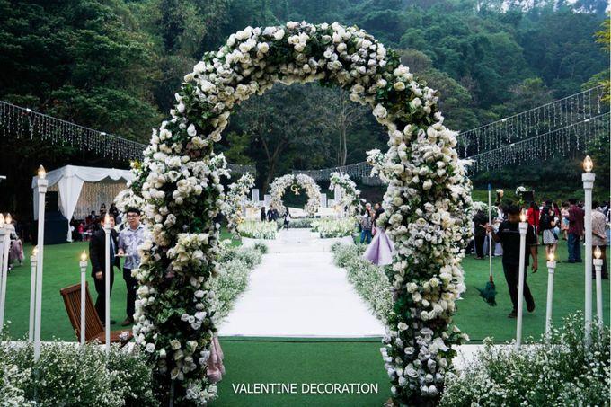 Grady & Kezia Wedding Decoration by Valentine Wedding Decoration - 016
