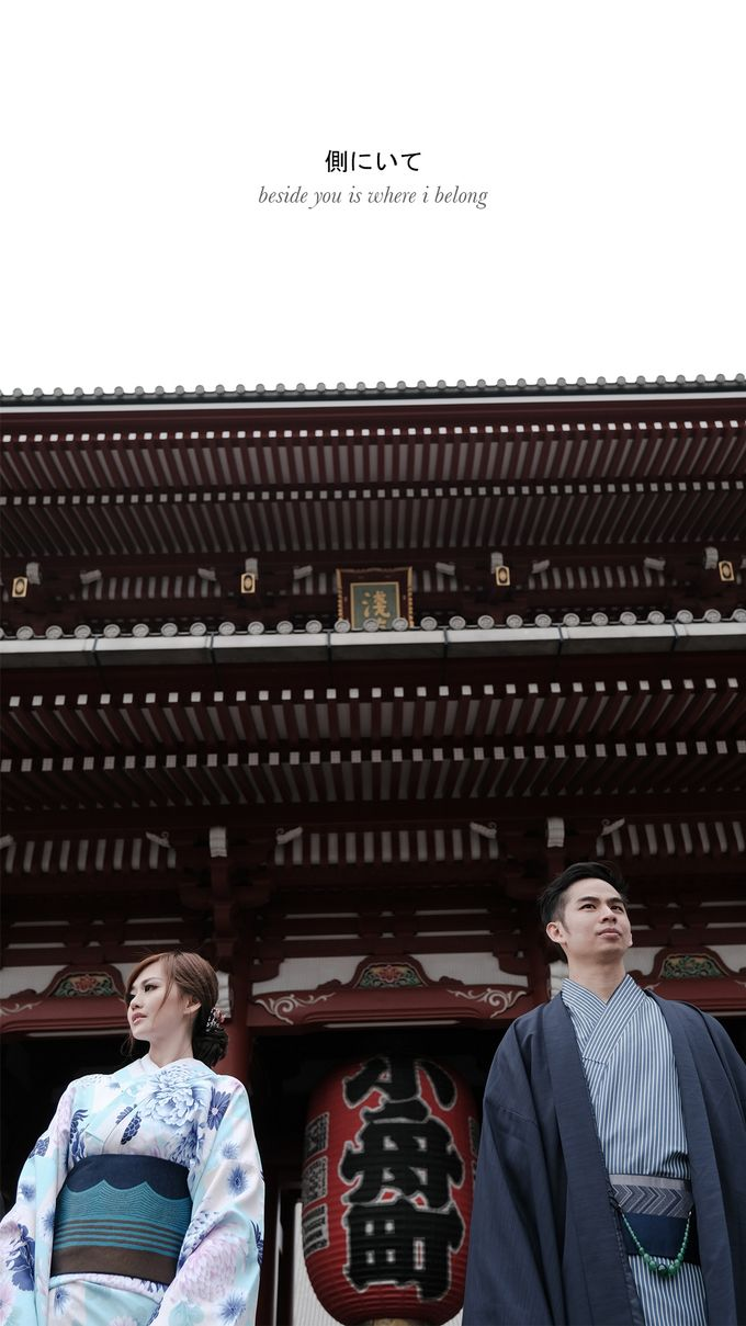 Anthony & Esther Japan Tokyo Prewedding by PICTUREHOUSE PHOTOGRAPHY - 014