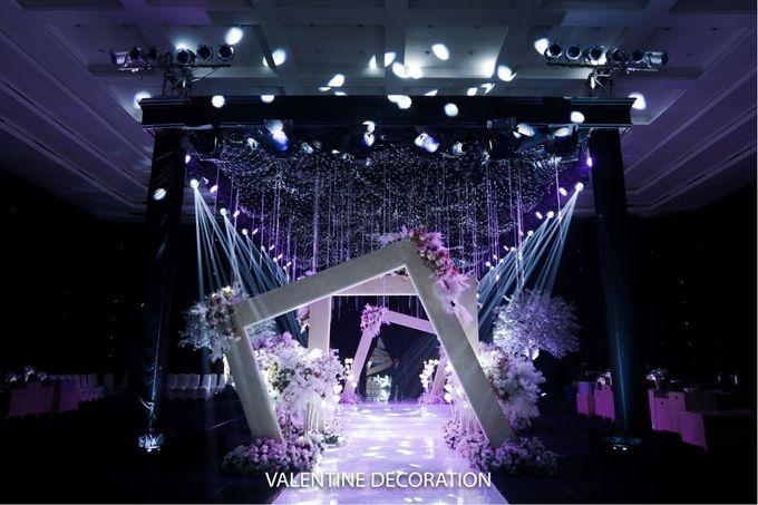 Jason & Devina Wedding Decoration by Valentine Wedding Decoration - 015