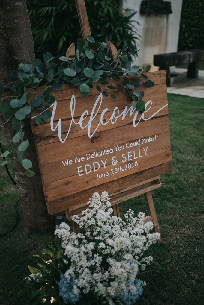 Wedding of Selly & Eddy by Nika di Bali - 016
