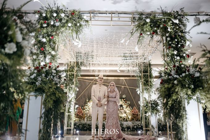 Simple Meets Elegant in This Dreamy Wedding Celebration by Elior Design - 032