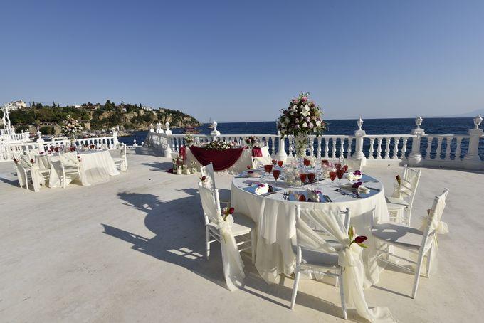 Persian wedding of Bahar & Andreas by Wedding City Antalya - 015