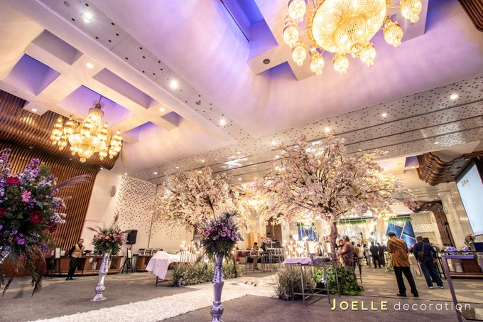 Great shades of NIGHT Blue SKY by Joelle Decoration - 017