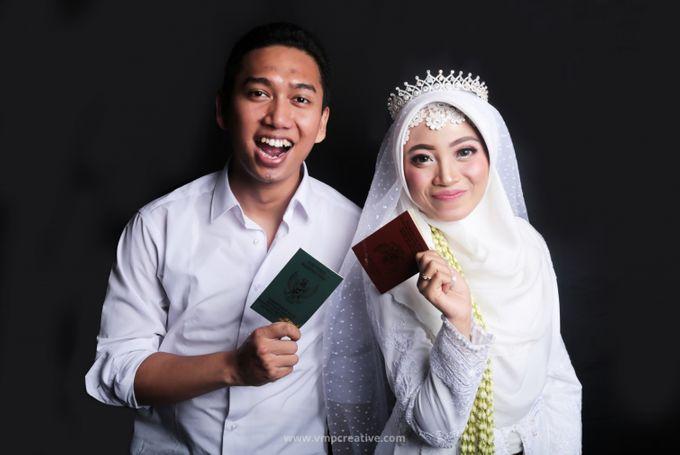 Wedding Irsita Trisiyana Pramudhita & Bondan Aji Prabowo by VMP Creative - 017