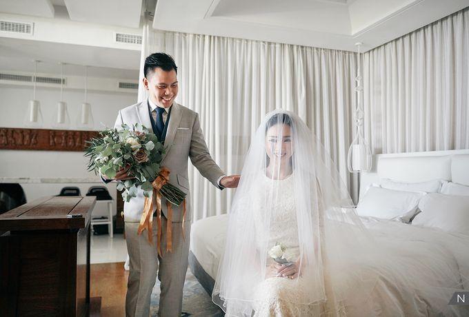 Johan & Finna Wedding by NOMINA PHOTOGRAPHY - 016