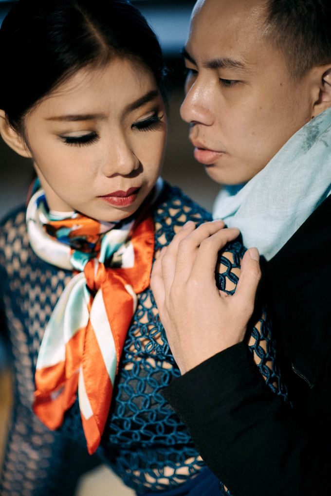 Ditto & Silvy Prewedding by Dhika by MA Fotografia - 016