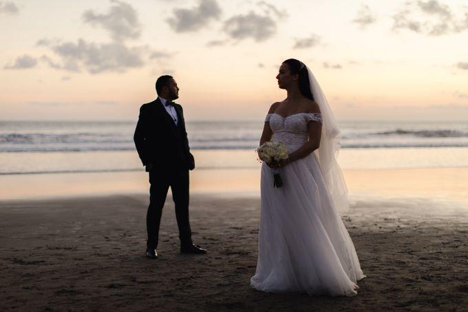 Wedding Hicham & Aki by Putri Bali Makeup - 016