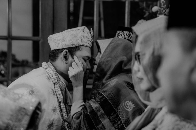Fachrul & Dela Wedding by AKSA Creative - 016