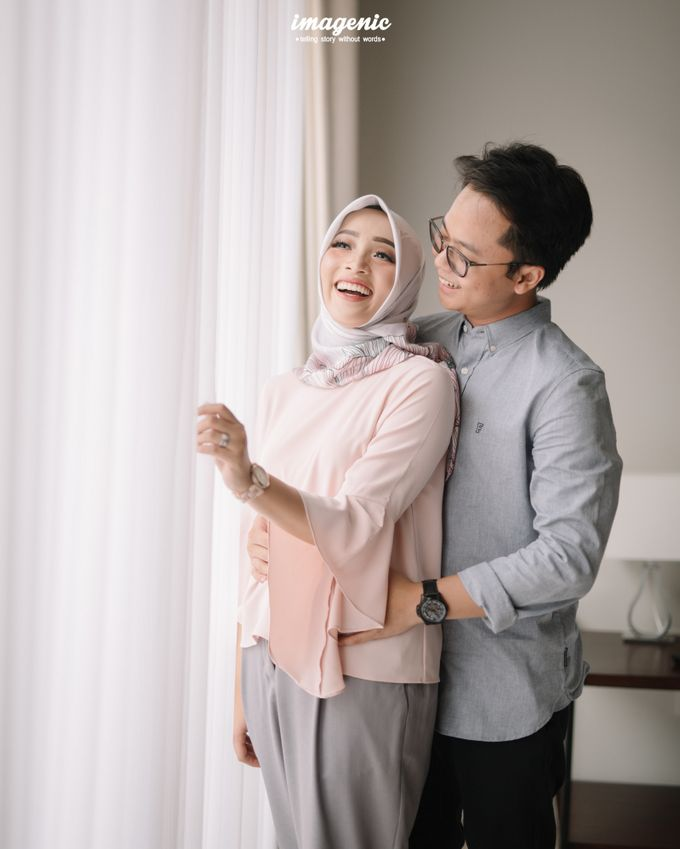 Prewedding M & F by Imagenic - 013