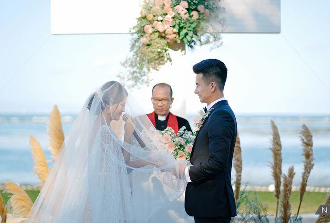 Jason & Brigitta Wedding by Majestic Events - 017