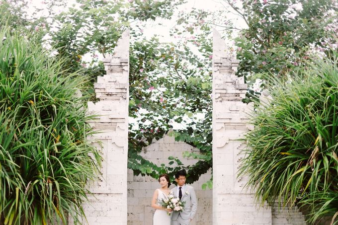 Nagisa Bali Wedding For Anh & Steven by Nagisa Bali - 012