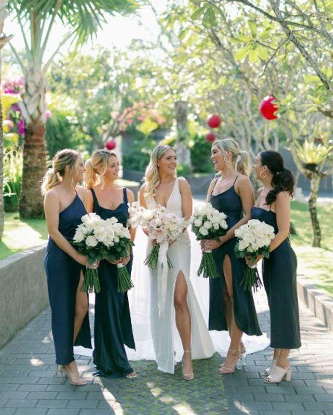 Brooke & Khalid Wedding by Bali Brides Wedding Planner - 016