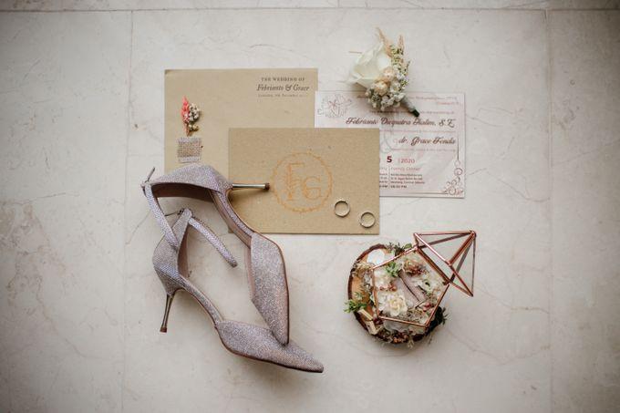 Febri & Grace's Wedding by Cloche Atelier - 002