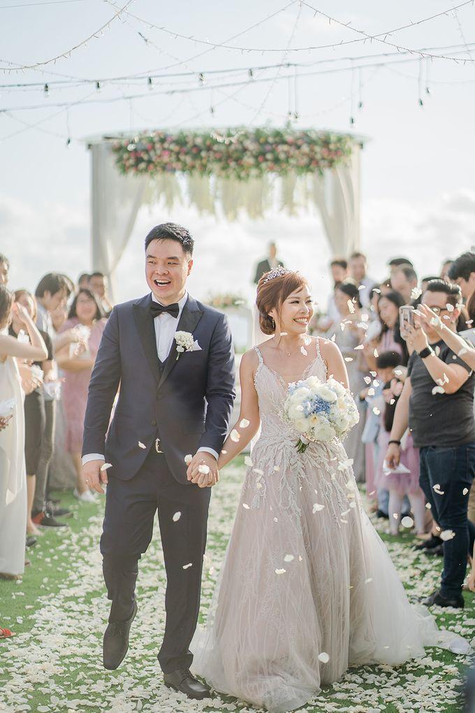 Wedding of Irfanto & Meilani by Nika di Bali - 016