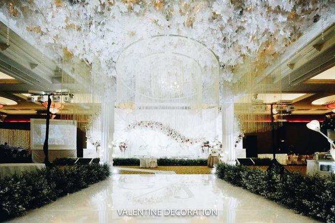 Glenn & Jesslyn Wedding Decoration by Valentine Wedding Decoration - 016