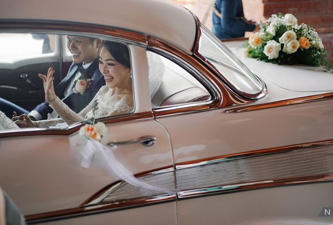 Reinaldo & Beatrice Wedding by NOMINA PHOTOGRAPHY - 016