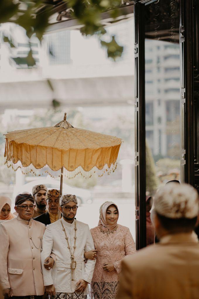 Denita & Fahmi Wedding by AKSA Creative - 016