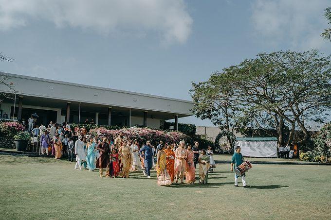 Nagisa Bali Wedding for Neel & Davina by Nagisa Bali - 016