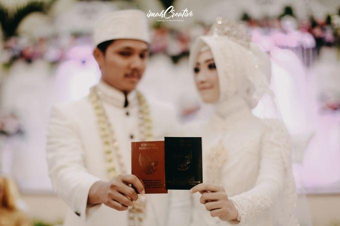WEDDING RECEPTION OF ULFAH & DANAN by Imah Creative - 011