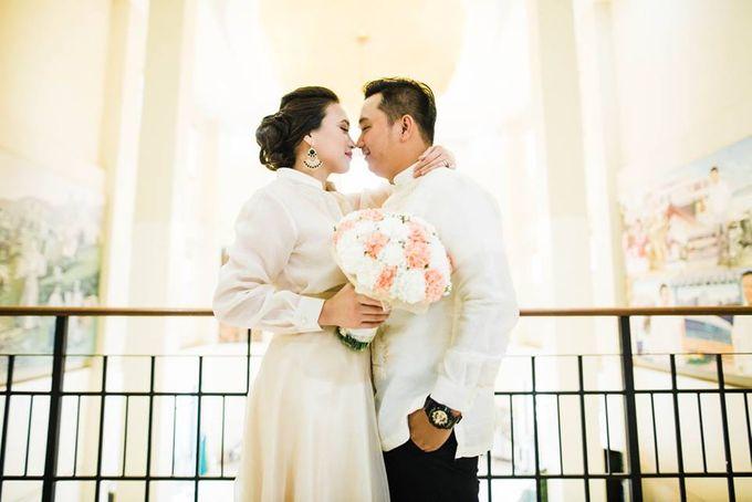 Civil Wedding by Bride Idea - 016