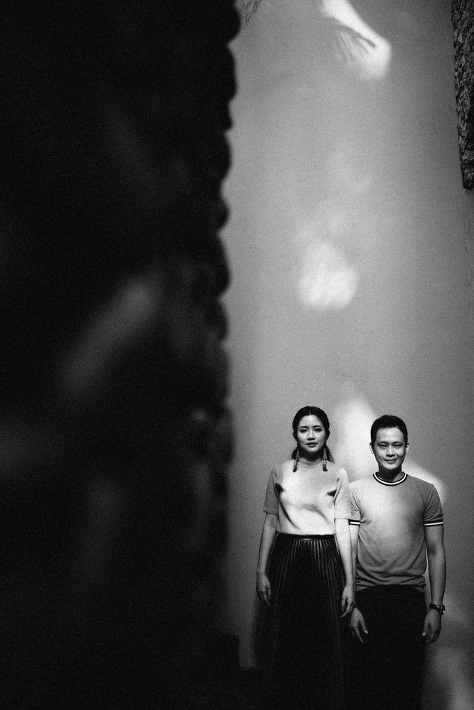 STEVEN & FLORENCIA PREWEDDING by DHIKA by MA Fotografia - 016