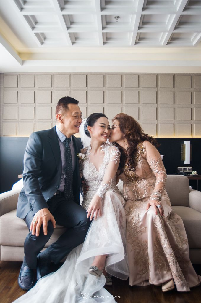 The Wedding of Gerry & Devina by The Wagyu Story - 016