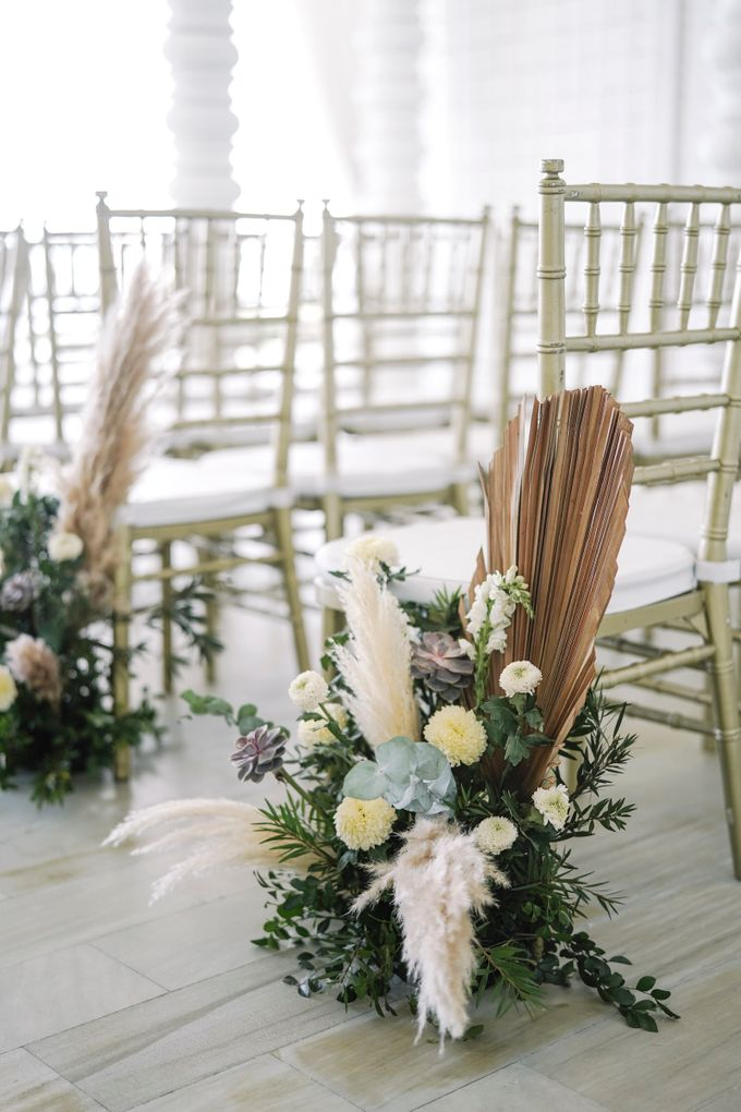 The Wedding of Johnsen & Fortunata by BDD Weddings Indonesia - 016