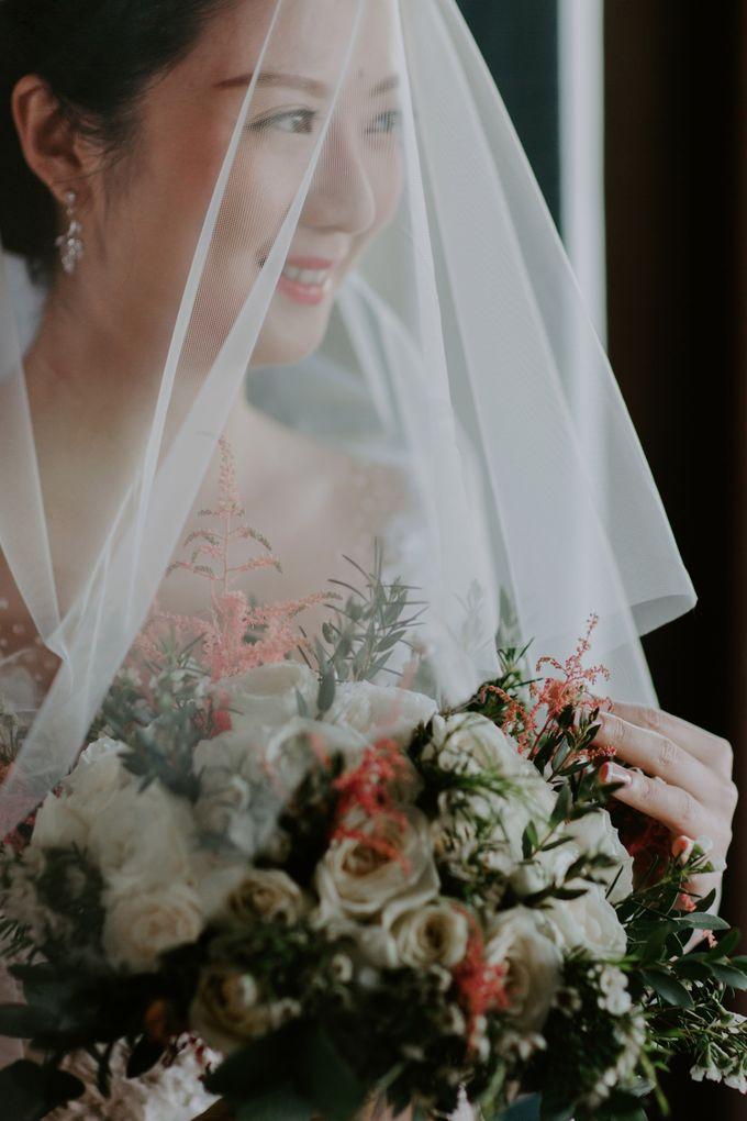 The Wedding of Ryoichi & Stephanie by BDD Weddings Indonesia - 011