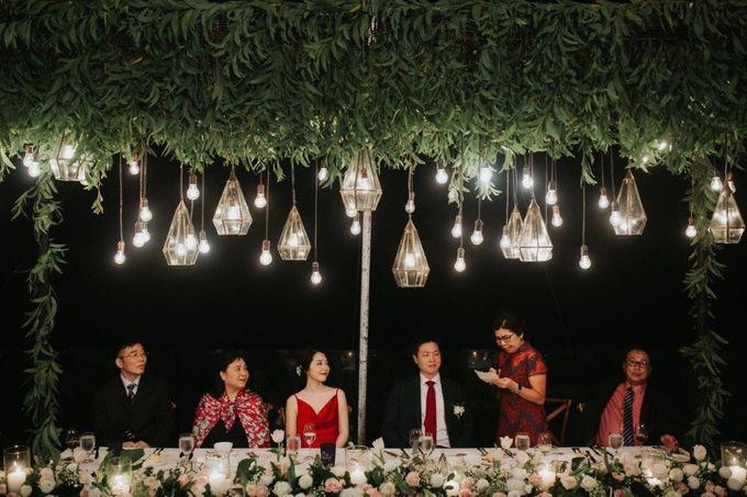 The Wedding of Benjamin & Wenjie by BDD Weddings Indonesia - 016