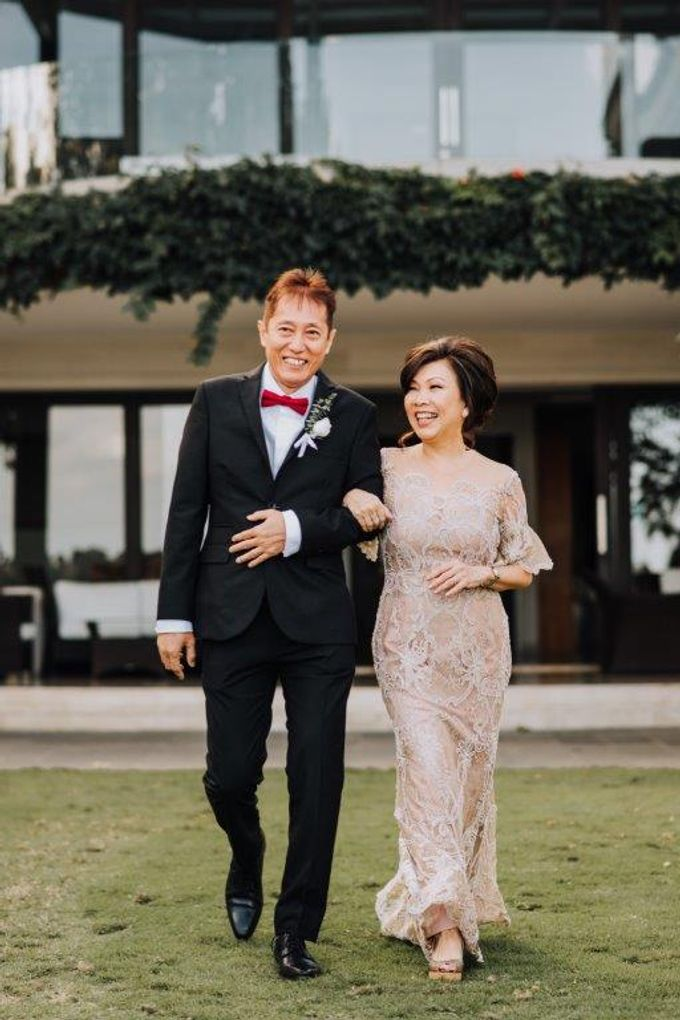 The Wedding of Christoph & Jessica by BDD Weddings Indonesia - 016