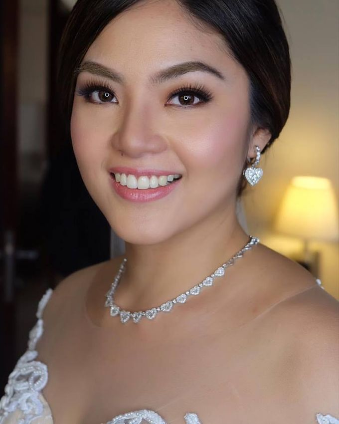 Brides by Aica Latay Makeup Artistry - 001