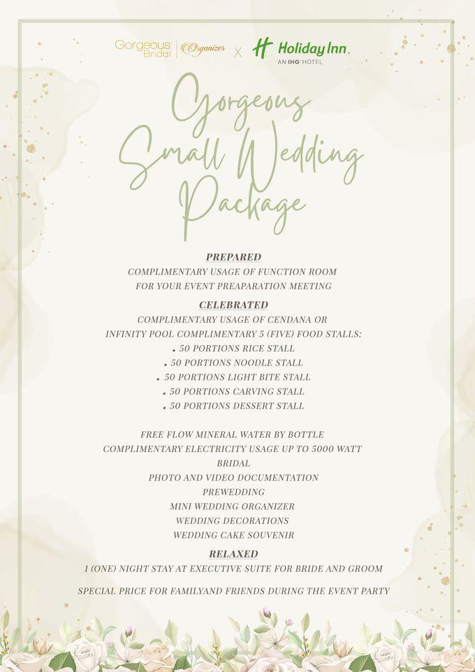 Gorgeous Bridal Organizer X Holiday Inn by Gorgeous Bridal Jakarta - 005