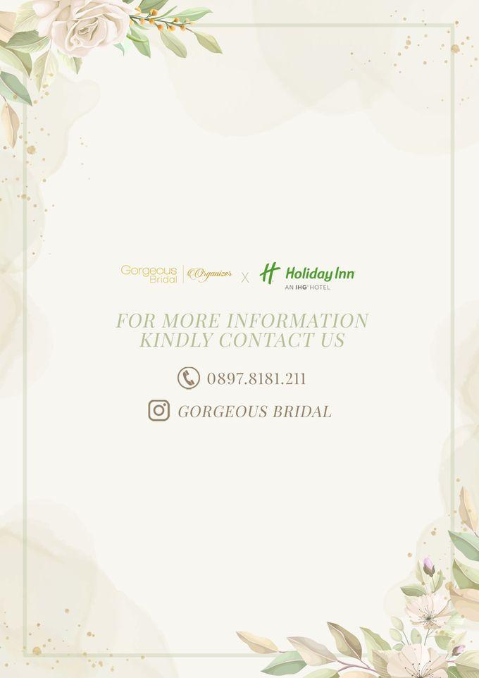 Gorgeous Bridal Organizer X Holiday Inn by Gorgeous Bridal Jakarta - 004