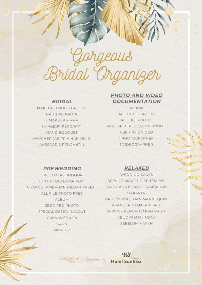 Gorgeous Bridal X Santika Premier Hayam Wuruk by Gorgeous Bridal Jakarta - 002
