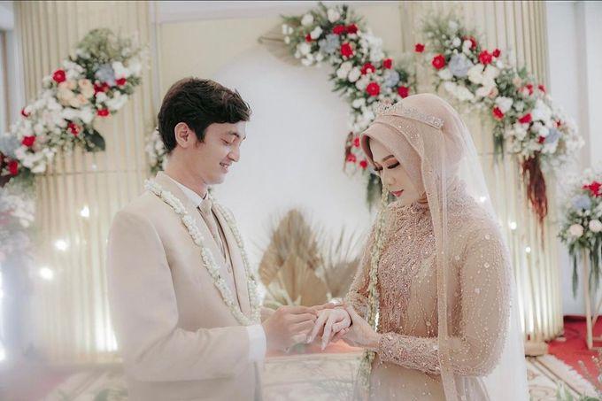 The wedding day of Lina & Dedi by ASEPELZIBBRAN_MUA - 007