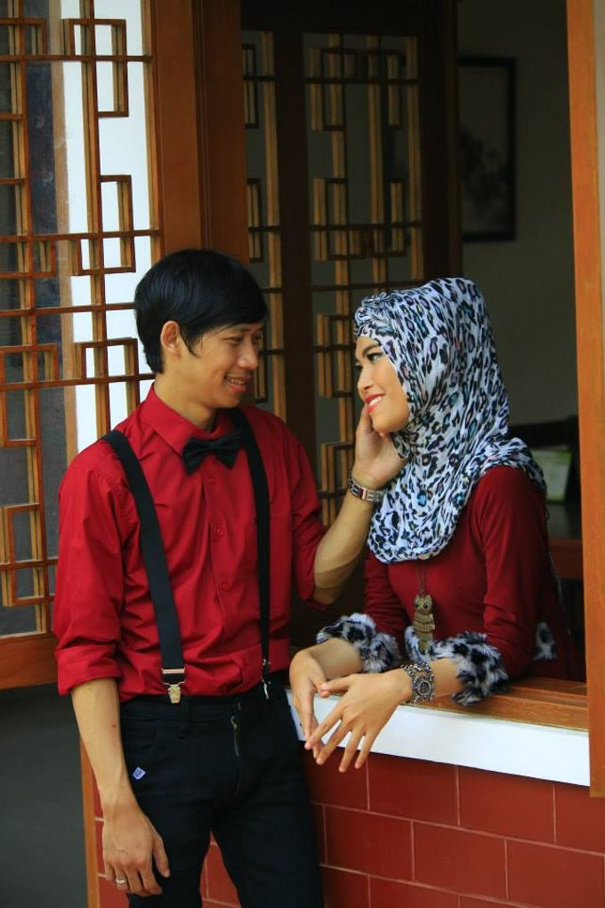 Prewedding B by Chandraswari photography - 001