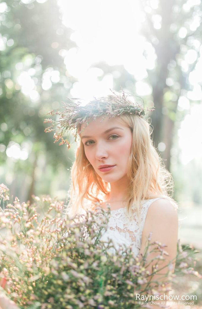 Styled shoot by Raynis Chow Bridal Make Up - 002