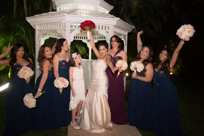 Denise & Fernando Wedding by Seven Arts & Productions - 005