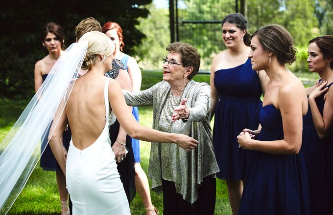 Sarah loken ben johnson wedding